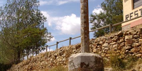 Cruz Camino de Sta. Bárbara