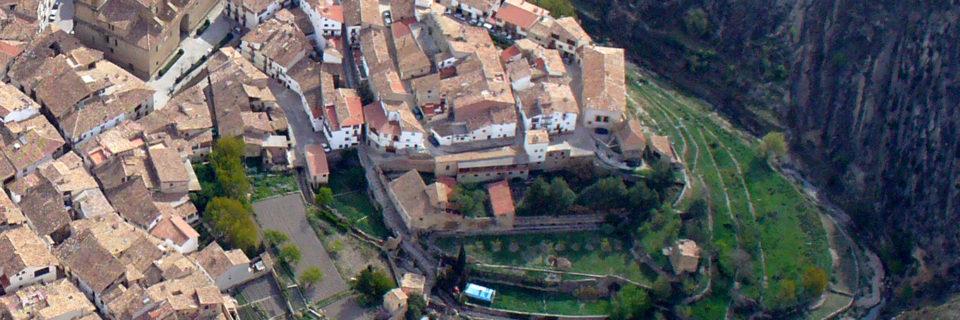 Rubielos de Mora: El Campanar