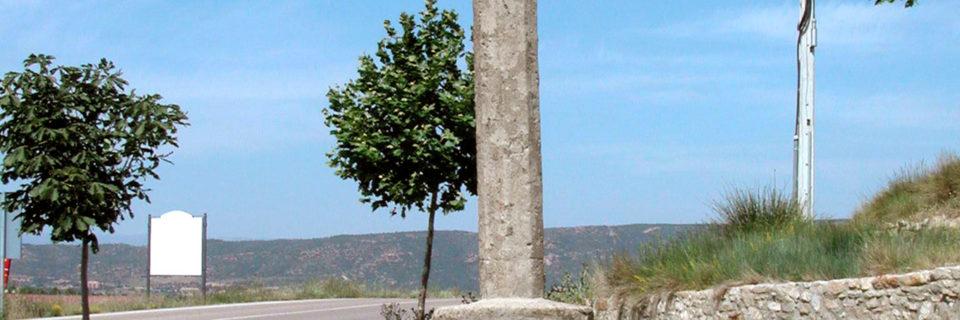 Cruz del Camino de Mora