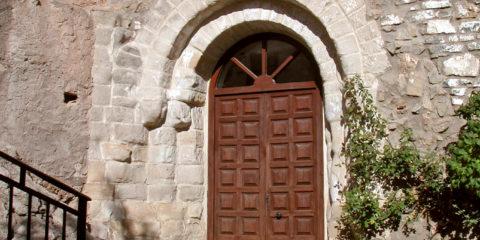 Antigua iglesia románica