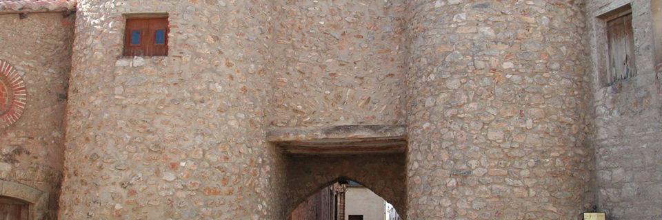 Murallas de Sarrión