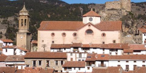 Tríptico y Cruz Procesional de la Iglesia de Linares