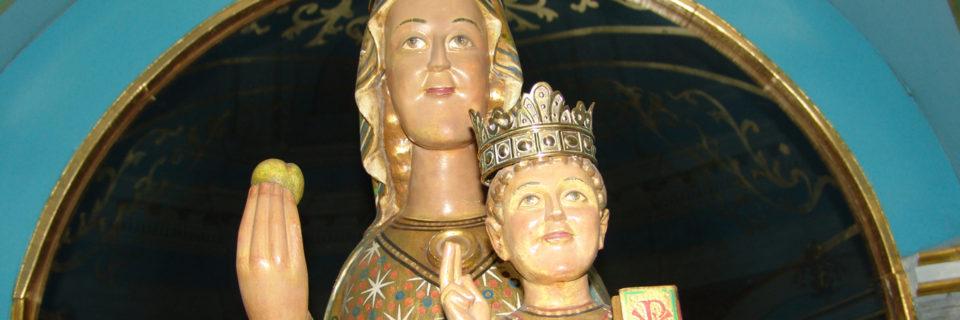 Virgen de la Vega del Santuario de la Vega