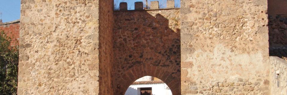 Murallas de Manzanera