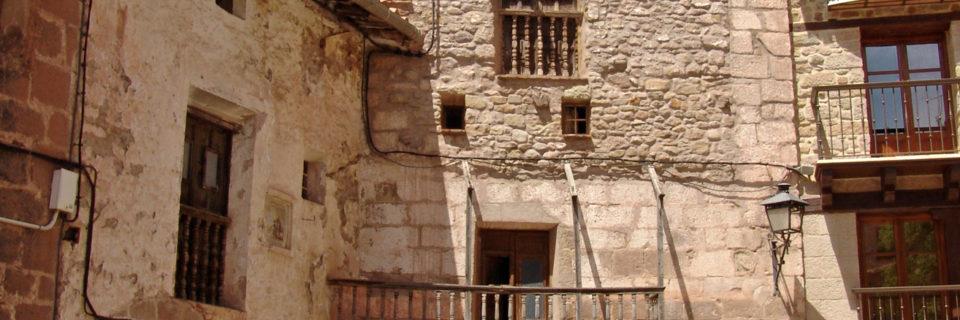 Murallas de Mora: Villavieja