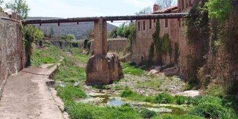 Paso del río